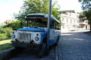 Припарковали и забыли... Автор фото: Любен