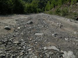 Асфальт по-грузински. Автор фото: Масяня