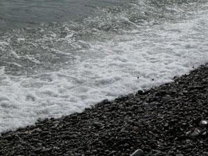 Долгожданное море... Теплое...
